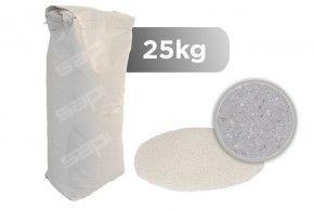 25 kg Edelkorund Strahlmittel frei Haus DE