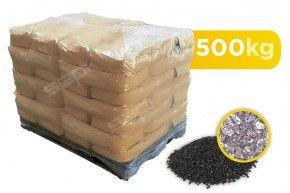 500 kg Normalkorund Strahlmittel frei Haus DE