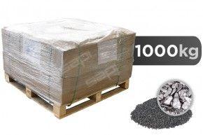 1000 kg Hartguss kantig frei Haus DE