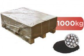1000 kg Stahlguss rund (Steel Shot) frei Haus DE