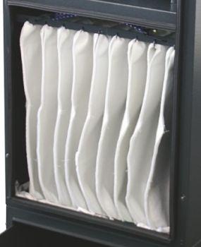 Ersatzfilter - Filtertasche für Taschenfilterabsauganlage TFA 1 - 2