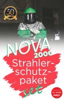 Schutzmaske NOVA 2000 Set - Strahlerschutzpaket