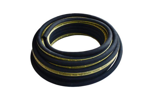 1 m Profi-Sandstrahlschlauch 25x7 mm 1. Qualität / Abrieb <35mm³