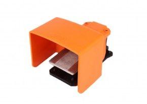 Fußschalter pneumatisch für Strahlkabinen und Strahlgeräte
