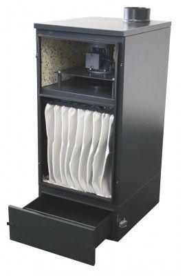 Taschenfilterabsauganlage TFA 1   ABSAUGANLAGE   600 m³/h Luftleistung