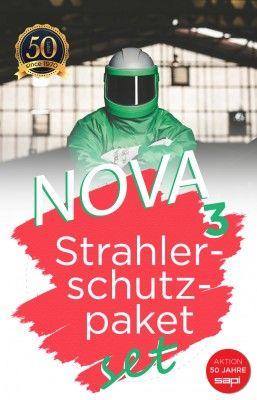 Schutzmaske NOVA 3 Set - Strahlerschutzpaket