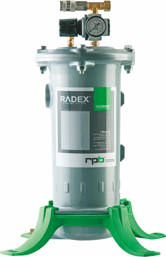 Atemluftfilter Radex
